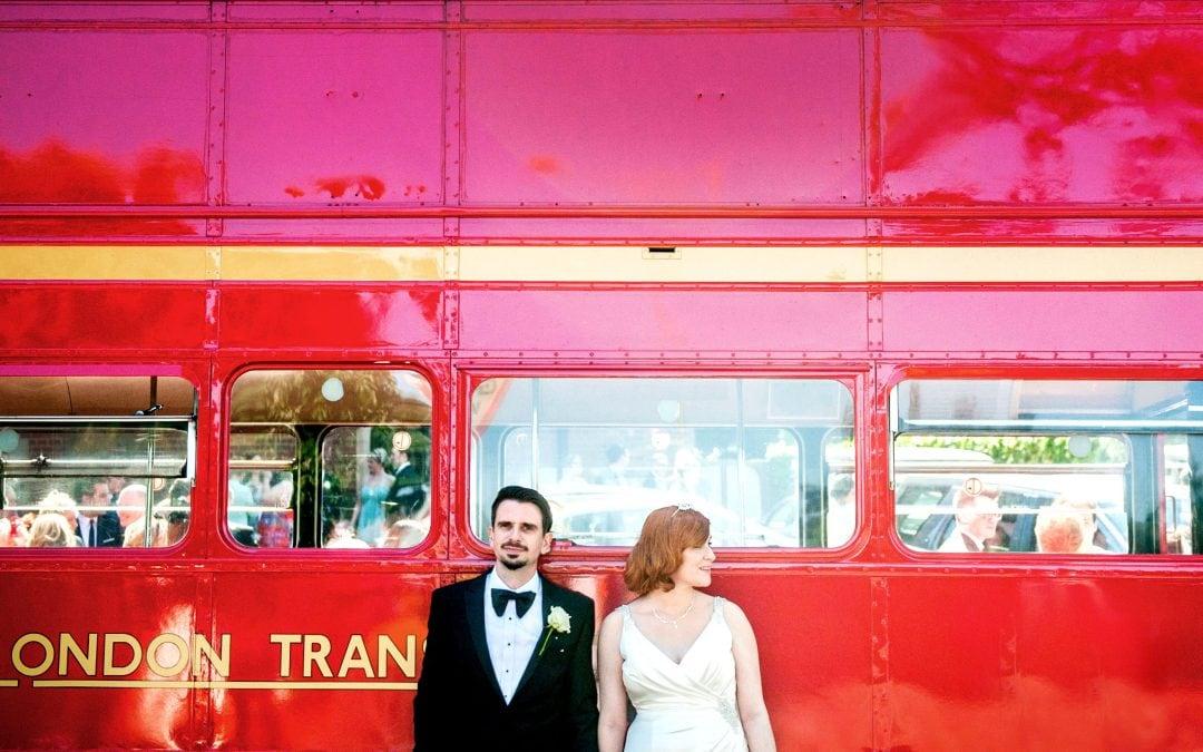 Birmingham Botanical Gardens Wedding – Jo and Tom