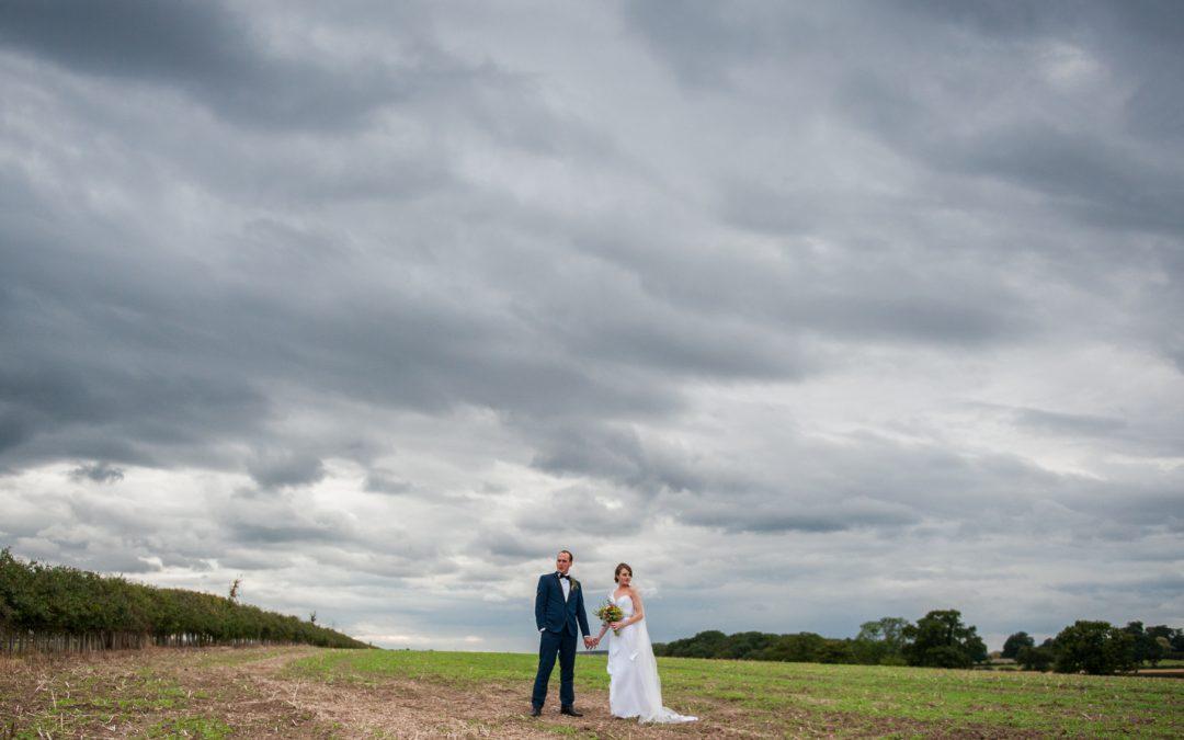 Holly and Tim – Mythe Barn Wedding Photography