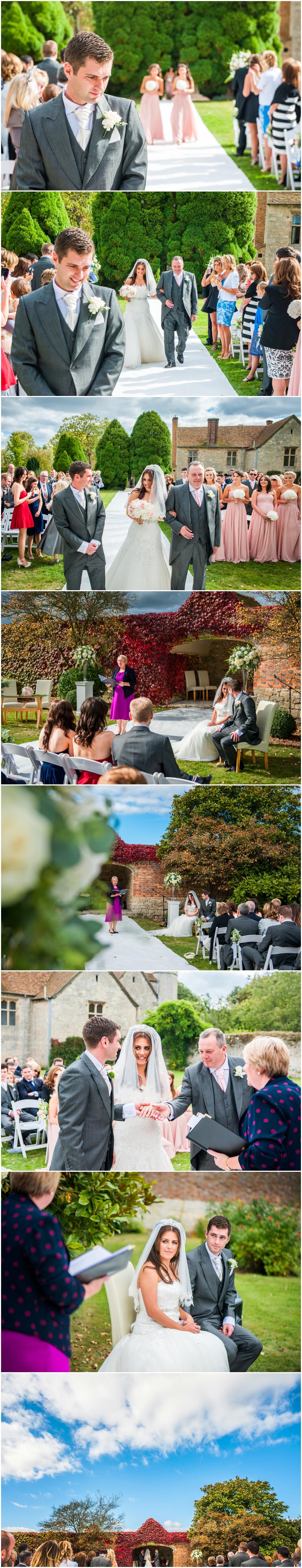 Notley Abbey, ceremony, Wedding Photography, Lisa Carpenter Photography, photos, Oxfordshire, West Midlands