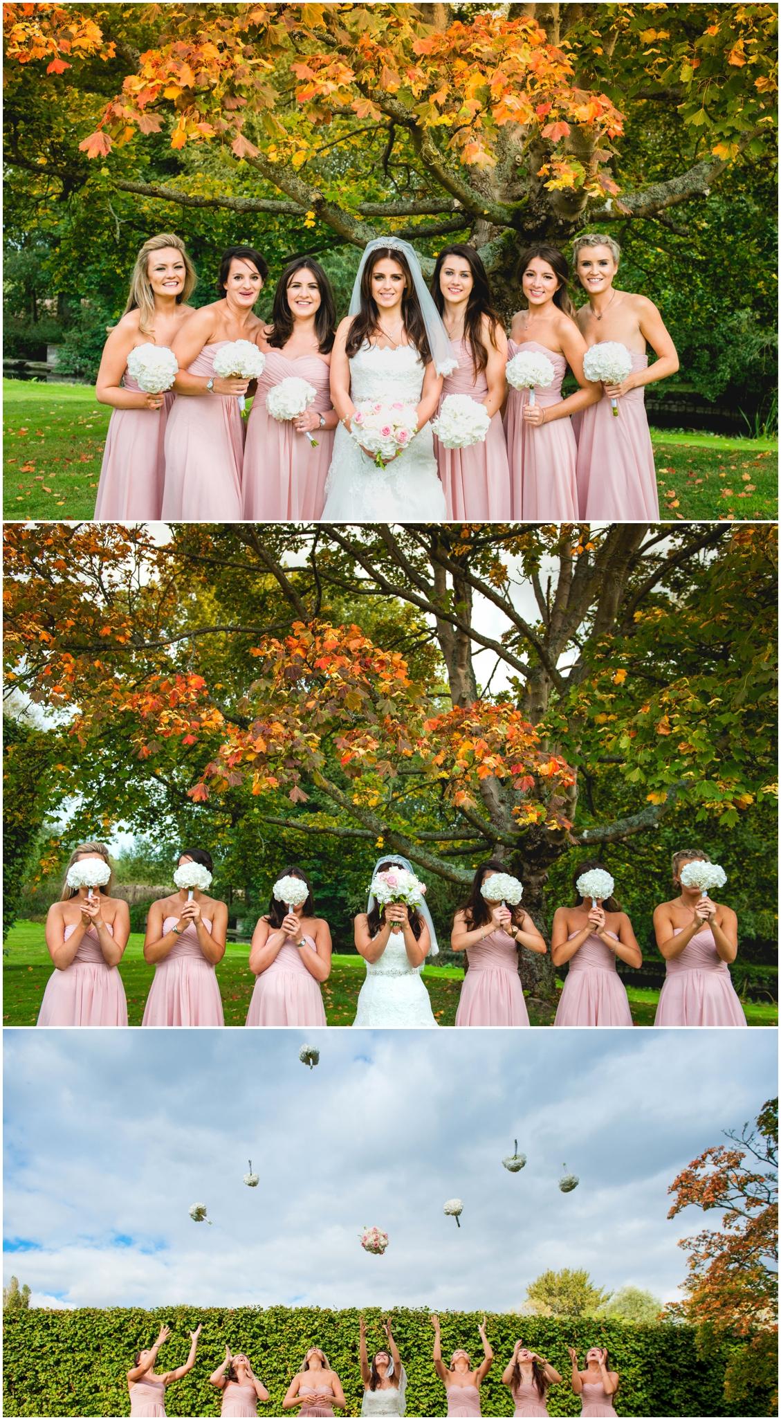 Notley Abbey, bridesmaids, Wedding Photography, Lisa Carpenter Photography, photos, Oxfordshire, West Midlands