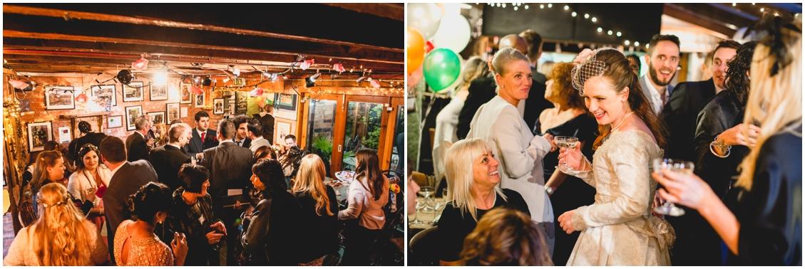 Kitchen Garden Cafe Wedding Photography, Birmingham
