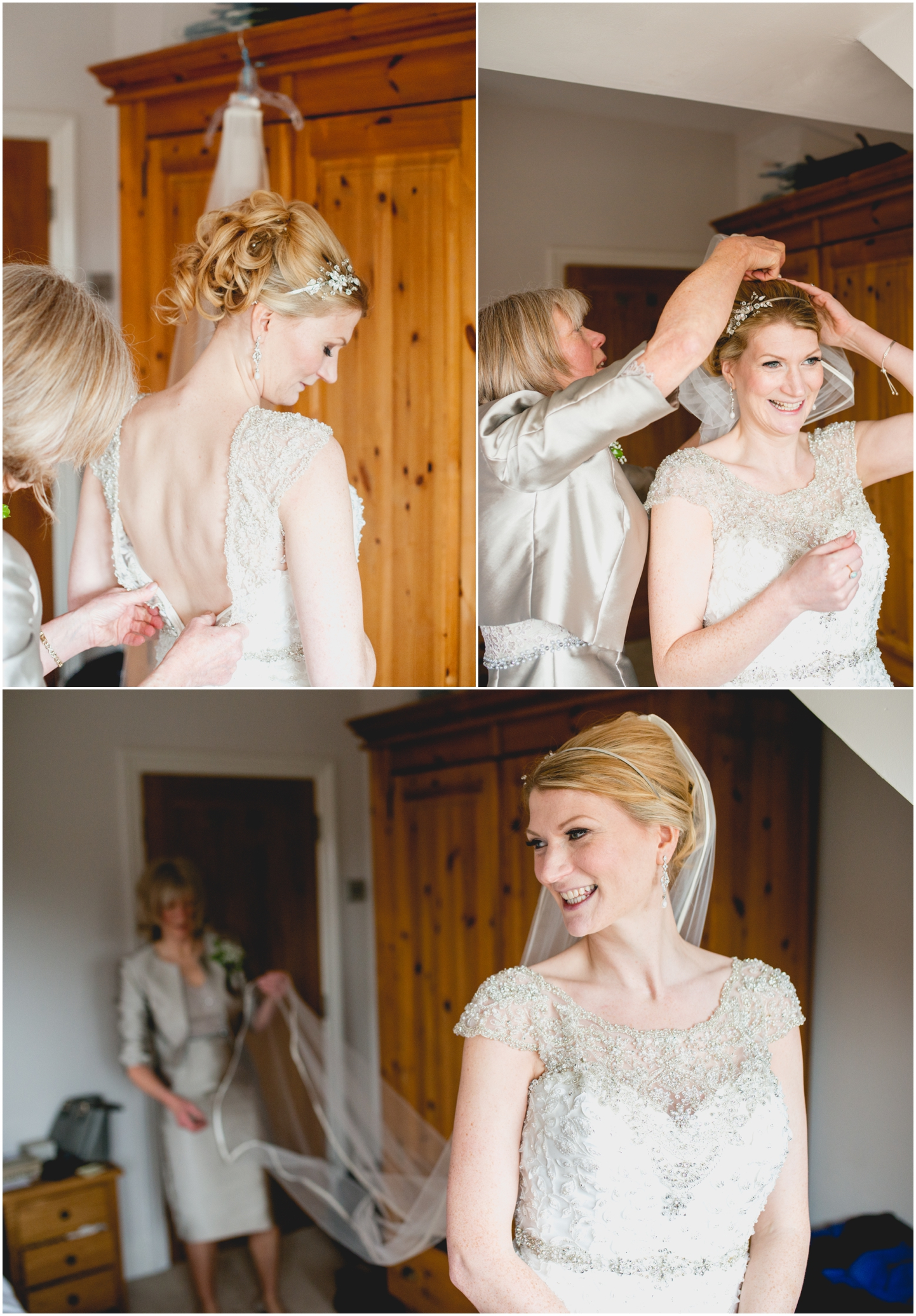 Pendrell Hall Wedding Photography by Lisa Carpenter Photography, West Midlands photographer, bridal preparations