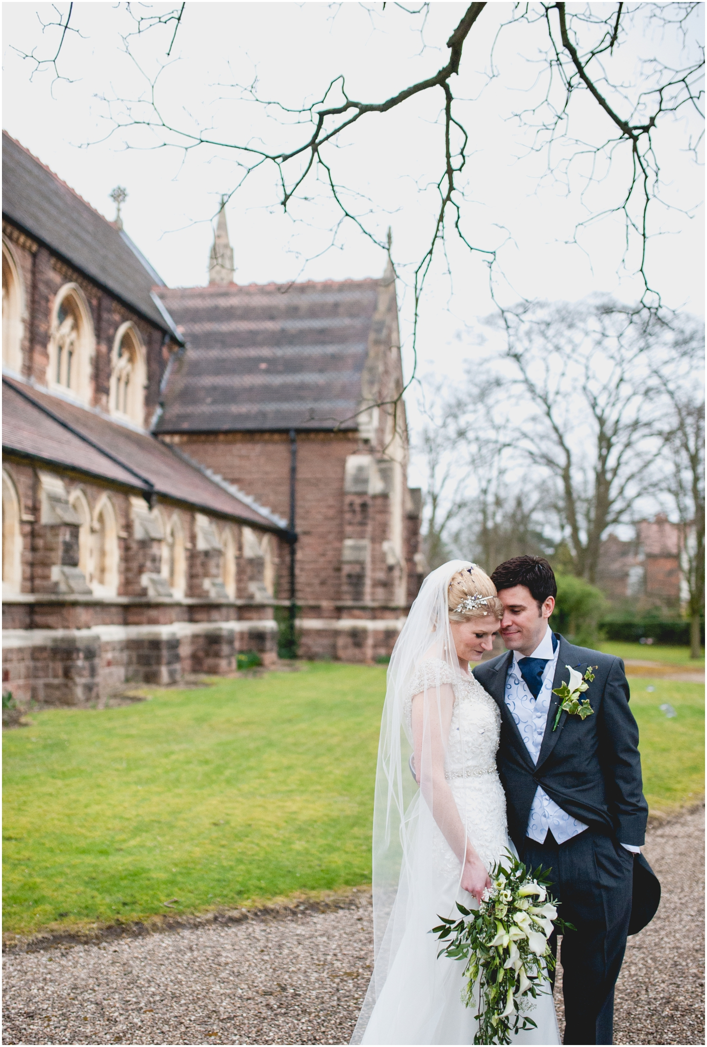 Pendrell Hall Wedding Photography by Lisa Carpenter Photography, West Midlands photographer, St Agnes Church in Moseley