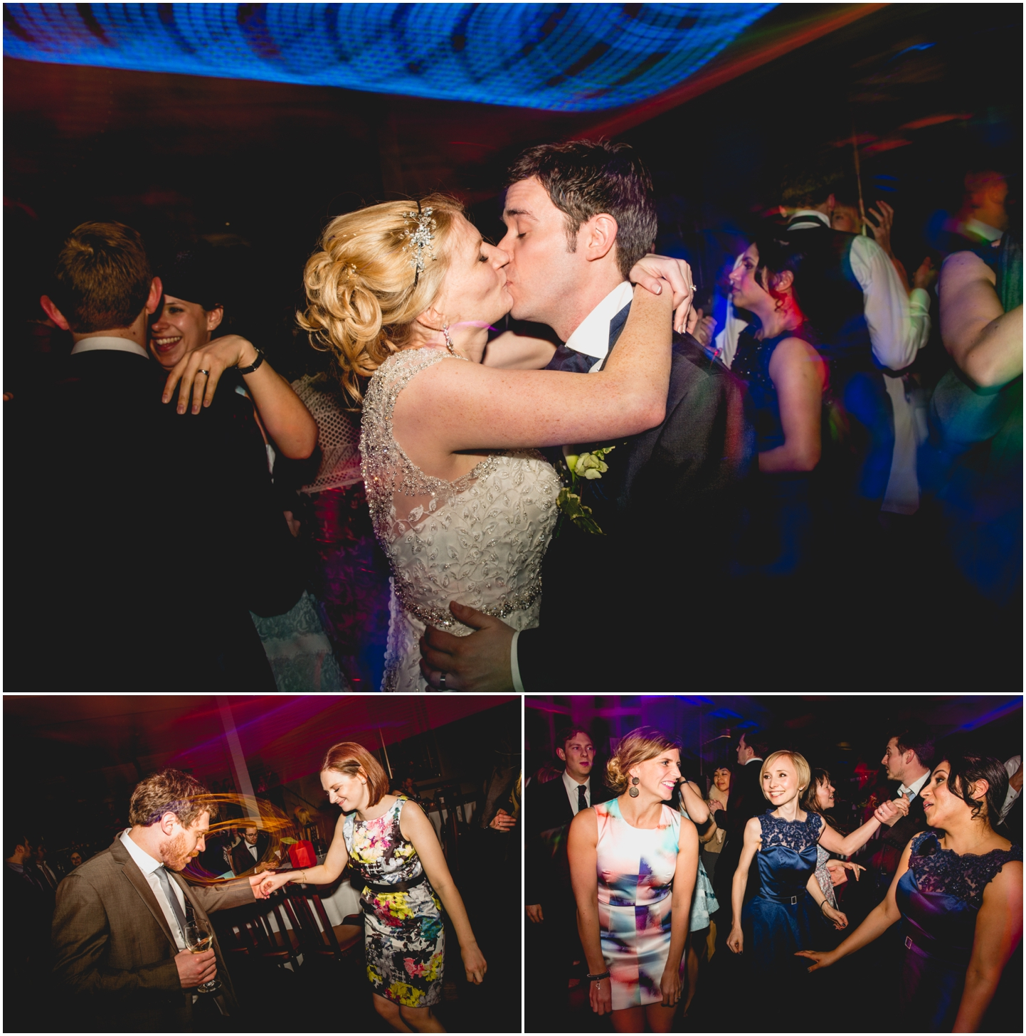 Pendrell Hall Wedding Photography by Lisa Carpenter Photography, West Midlands photographer, first dance, light trails