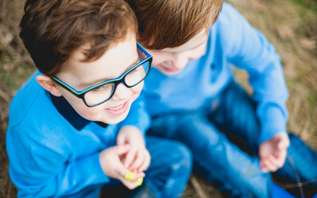 The Clifton Family in Sutton Park – Family Photography