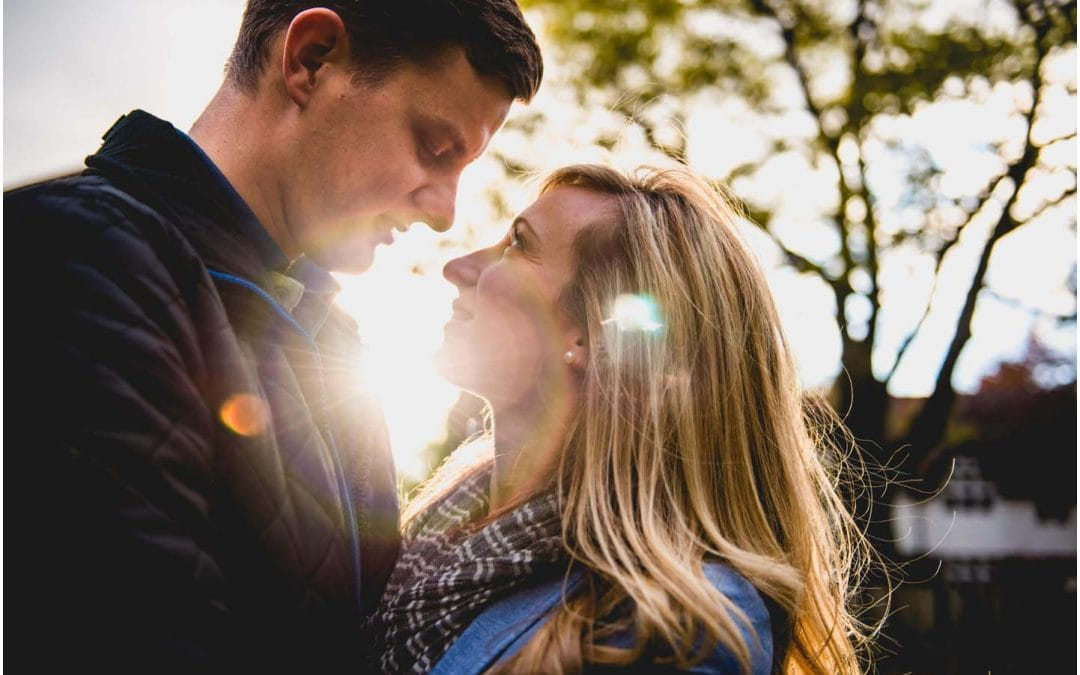 Helen and Dan – Sutton Park Engagement Shoot