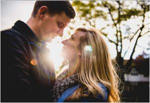 Helen and Dan's Sutton Park Engagement Shoot
