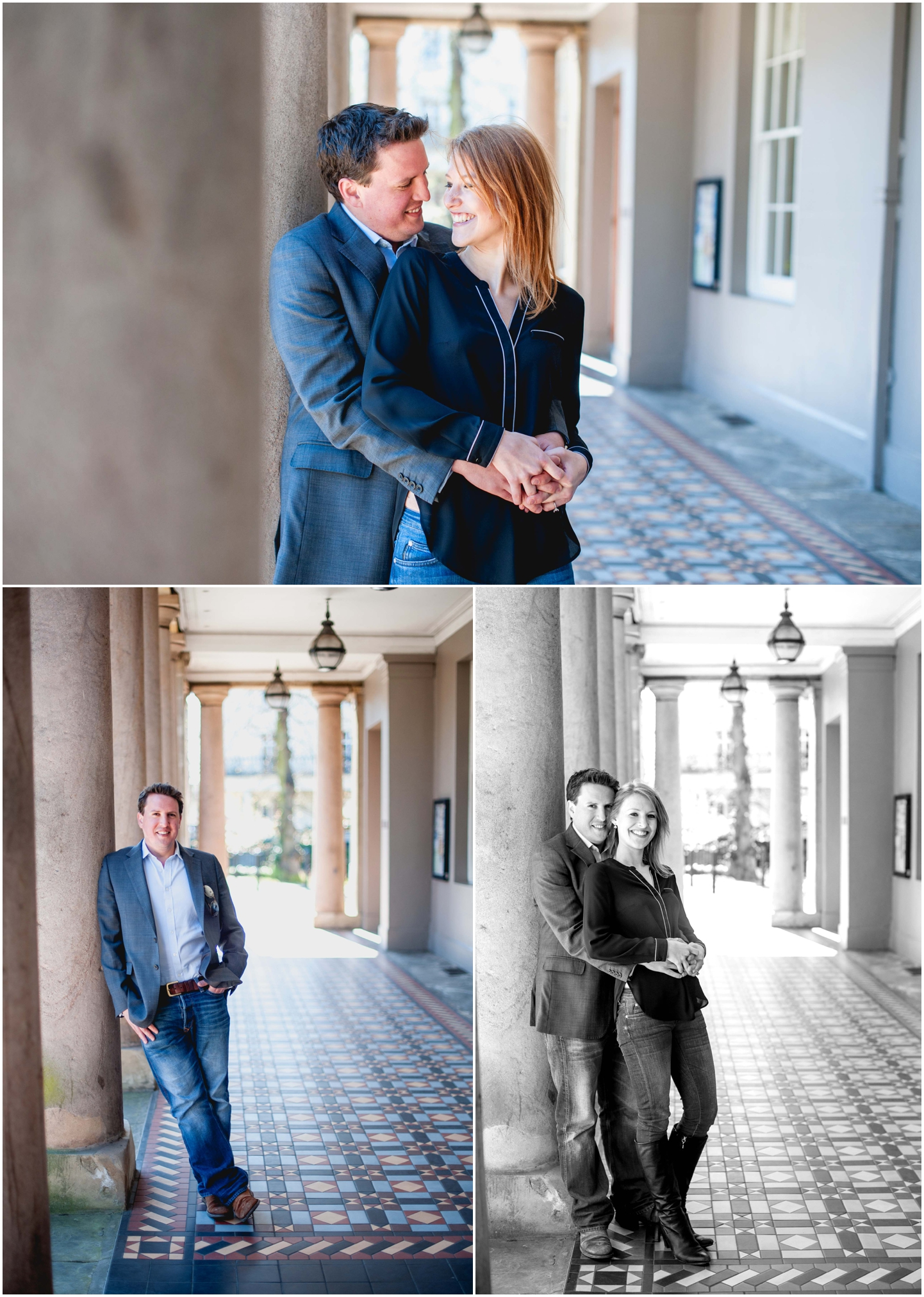 Susie and Ed's Leamington Spa Engagement Shoot by Lisa Carpenter Photography, West Midlands, Birmingham and Sutton Coldfield Wedding Photographer