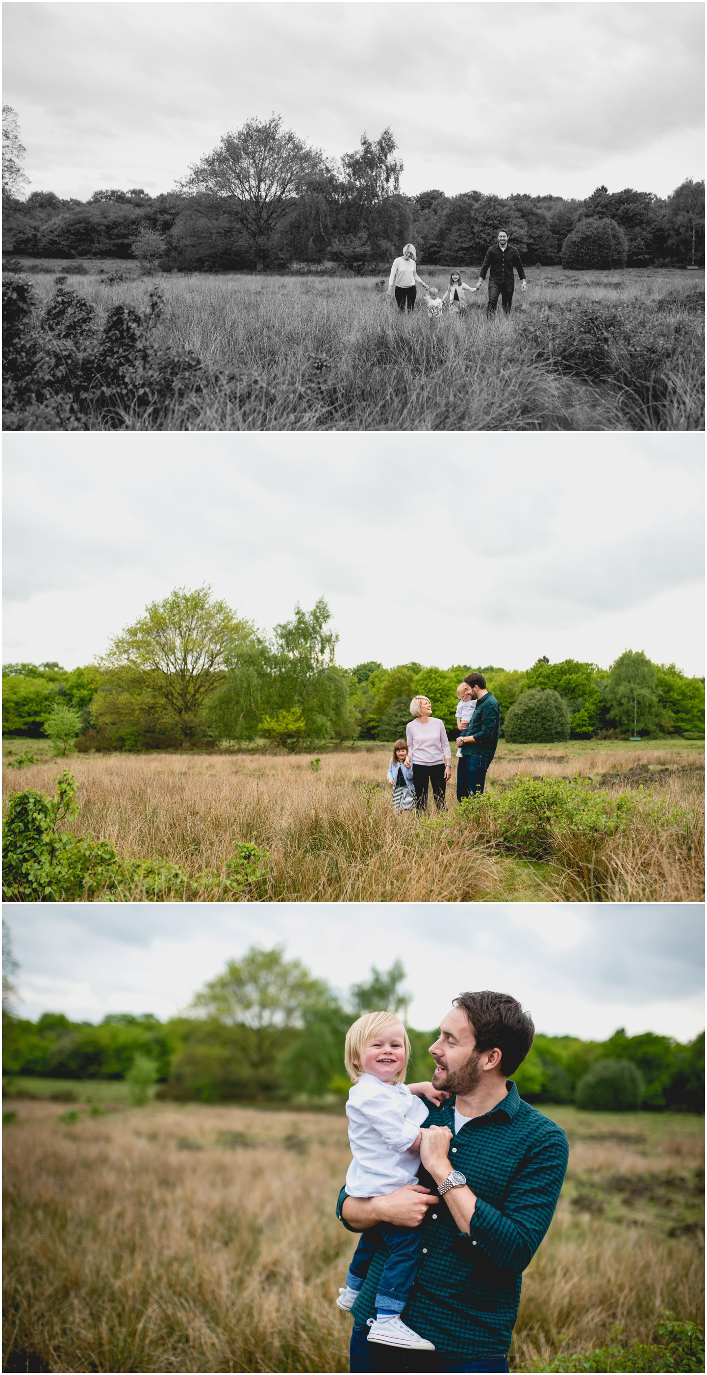 Family shoot in Sutton Park by Lisa Carpenter, West Midlands Sutton Coldfield photographer