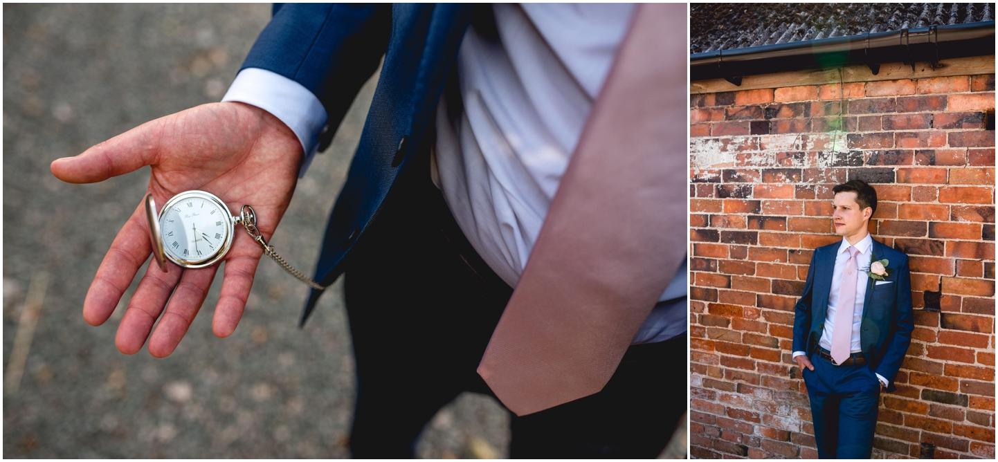 Cara and Maurice at Shustoke Barns, Summer wedding by Lisa Carpenter Photography, Birmingham, West Midlands based wedding photographer