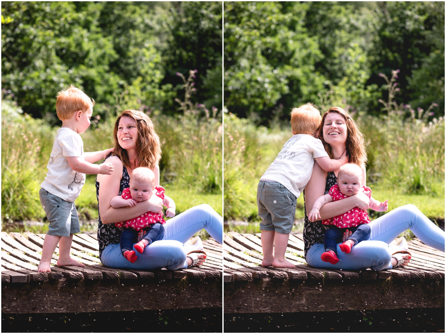 Family shoot in Sutton Park, Sutton Coldfield, by Lisa Carpenter Photography, lifestyle photographer based in the West Midlands