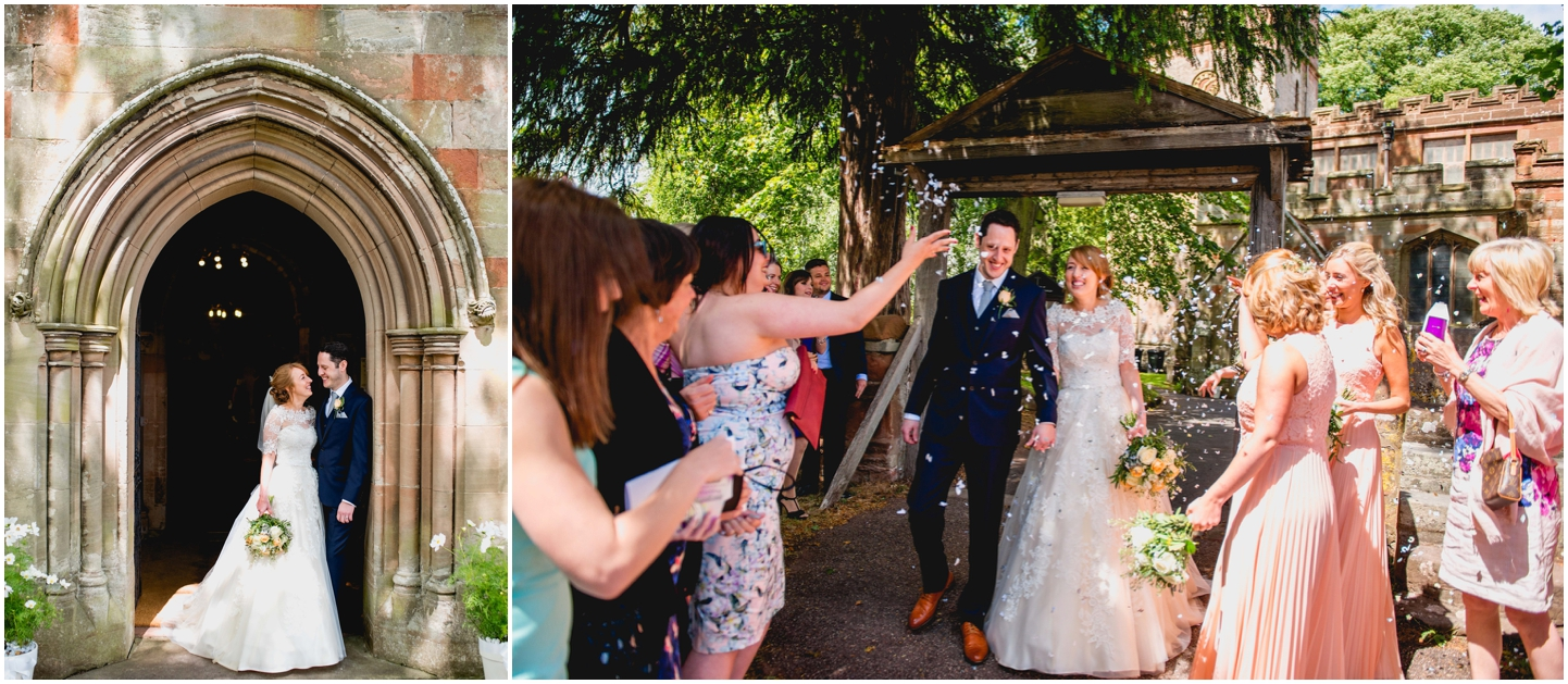 Emma and Michael at Madeley Court Hotel in Telford, Wedding Photography by Lisa Carpenter, West Midlands based wedding photographer, Sutton Coldfield,