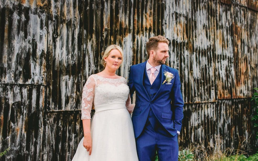 Rebecca and Neil's Curradine Barns Wedding