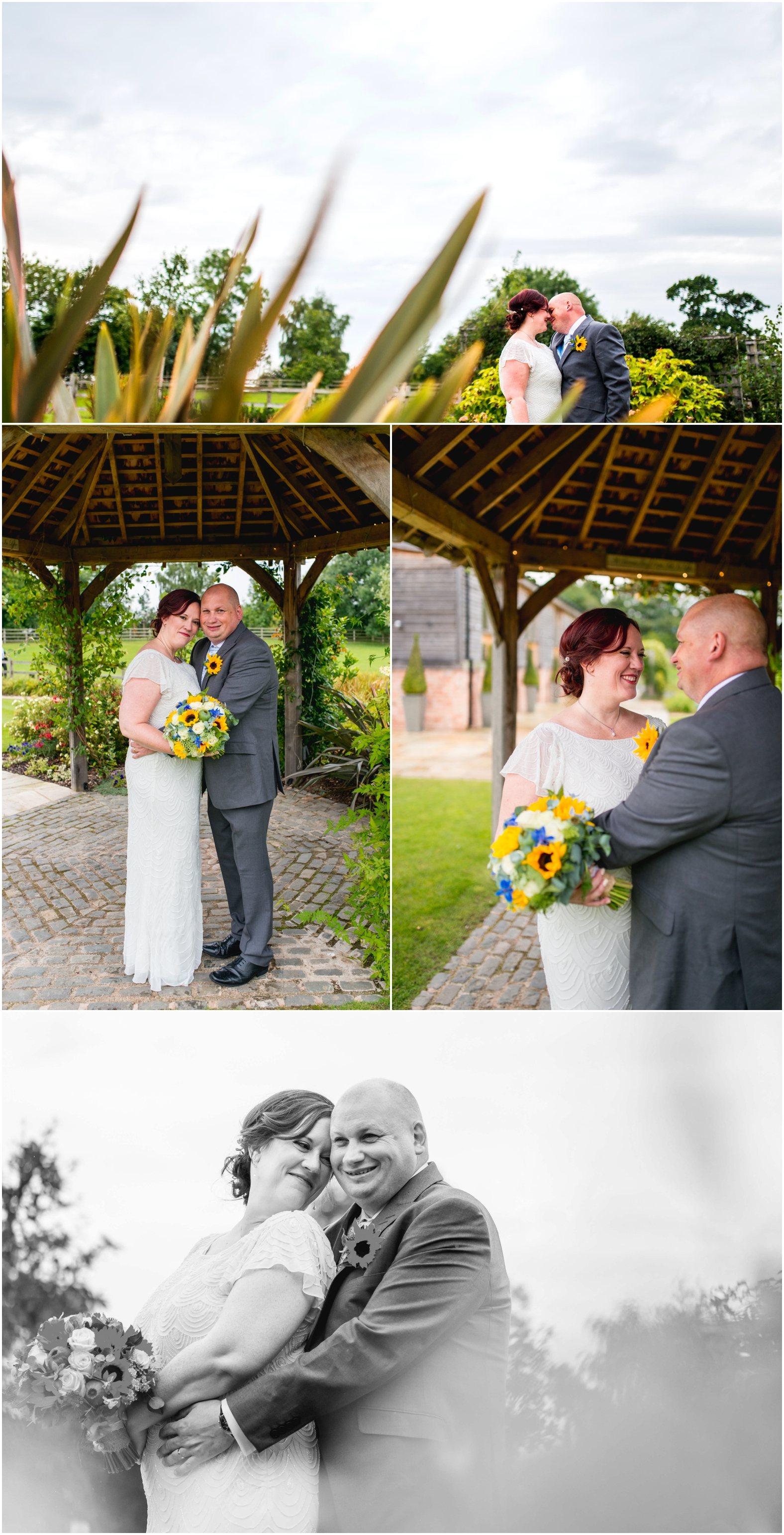 Mythe Barn Wedding with sunflower theme, photos by Lisa Carpenter Photography, West Midlands based photographer in Sutton Coldfield