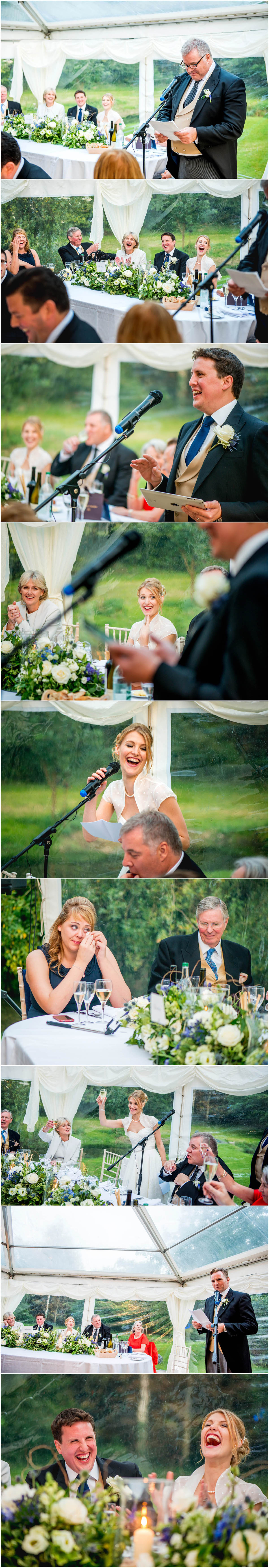 Susie and Ed's Dorset Wedding in Alton Pancras, Dorset, near Cerne Abbas, By Lisa Carpenter Photography, West Midlands, Birmingham based photographer, speeches