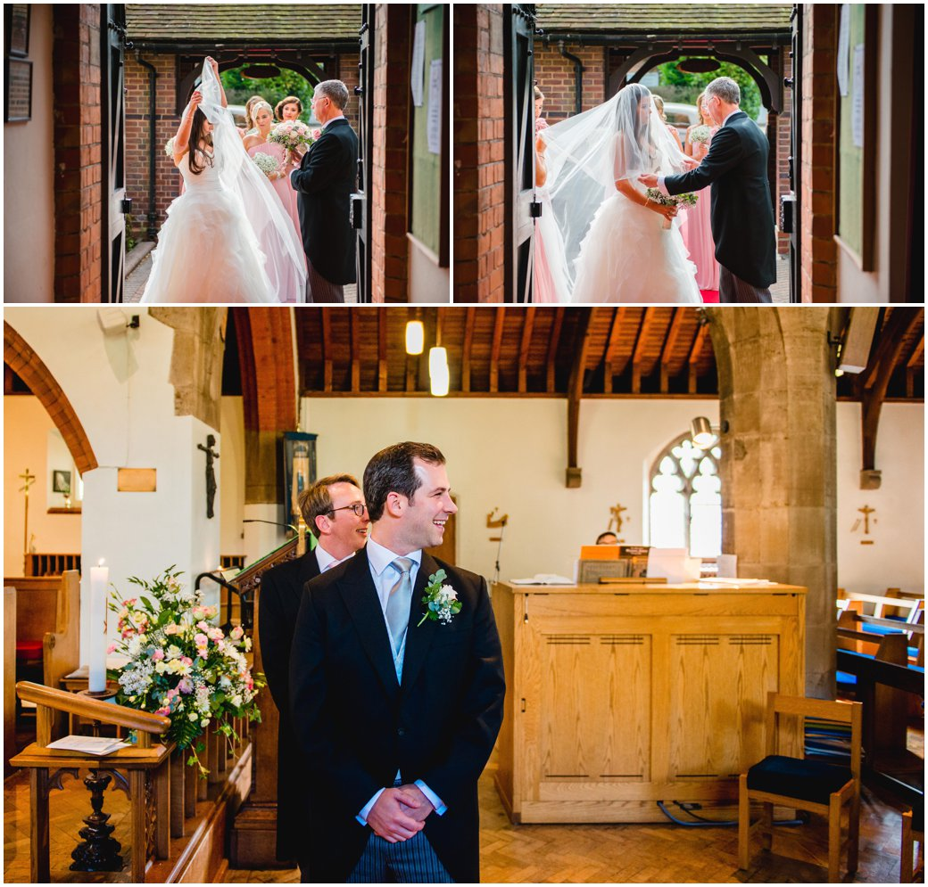 Jennifer and Scott's Swinfen Hall Wedding in Sutton Coldfield by West Midlands and Birmingham based photographer Lisa Carpenter Photography.