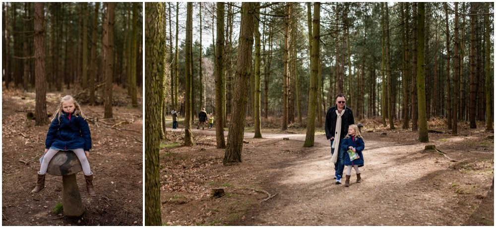 The Stick Man Trail – Cannock Chase, Birches Valley