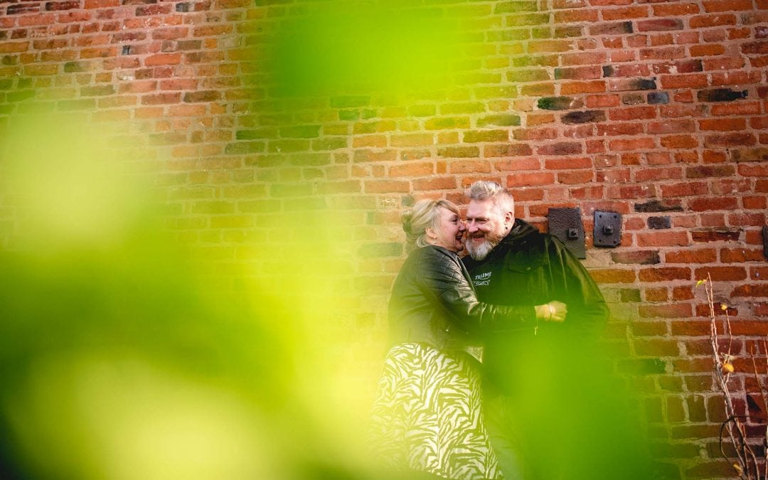 Sarah and Johnny's Sarehole Mill Engagement Shoot – Birmingham Wedding Photography