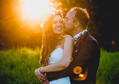 Sarah and Tom's Amazing Outdoor Summer Wedding