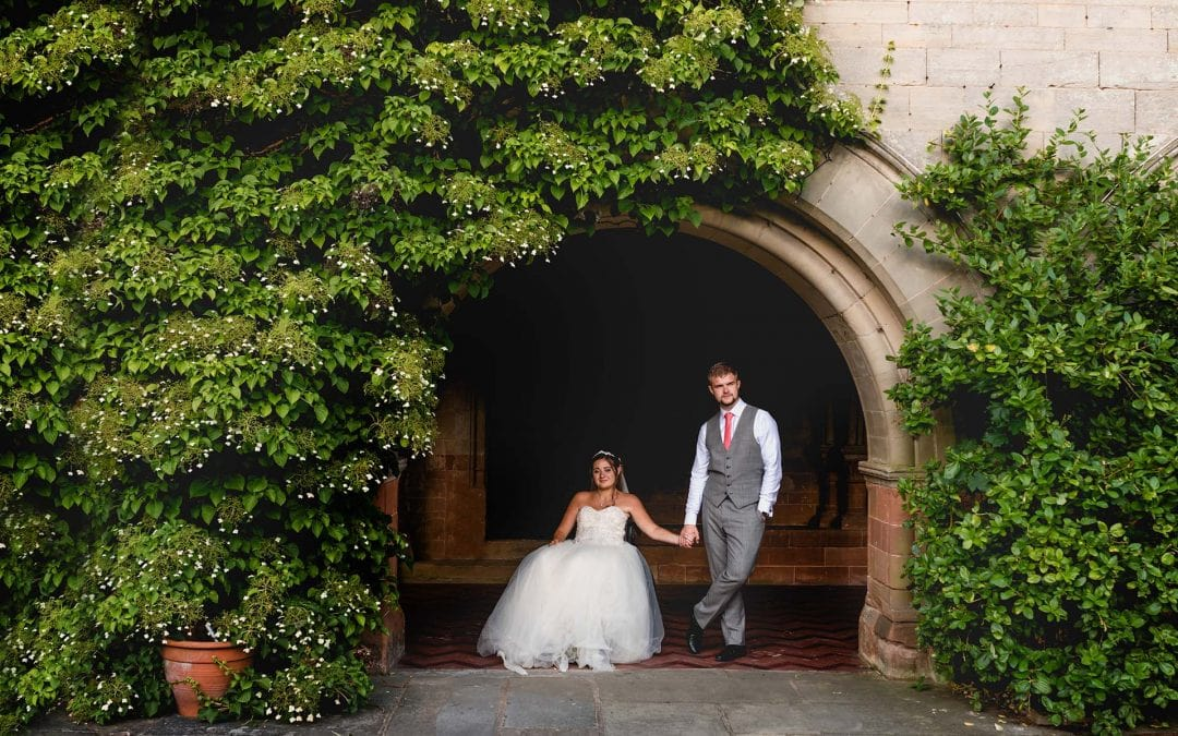 Coombe Abbey Wedding with Jess and Chris