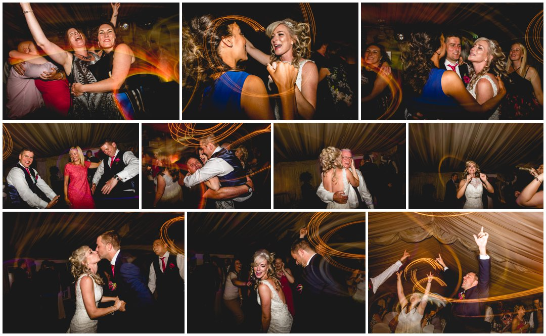 Newhall Hotel Wedding for Tanya and Matthew Finnemore after their tropical Bali wedding with photos by West Midlands Wedding photographer based in Sutton Coldfield, Lisa Carpenter Photography. Exotic, tropical wedding styling with hot pink dresses