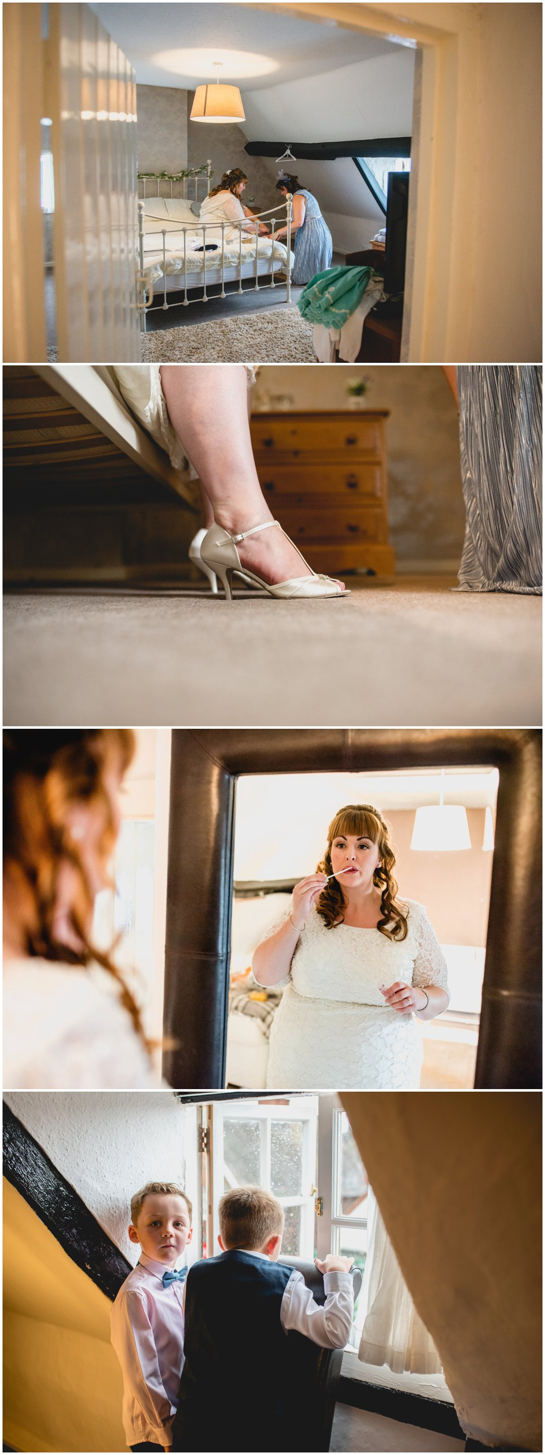 Sam and Lee's Country Pub Wedding at The Bull Inn in Clifton Upon Dunsmore, Rugby with photos by Lisa Carpenter Photography, West Midlands and Birmingham based wedding photographer specialising in alternative, cool, quirky weddings