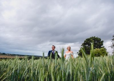 Beau and Phil's Countryside Summer Wedding