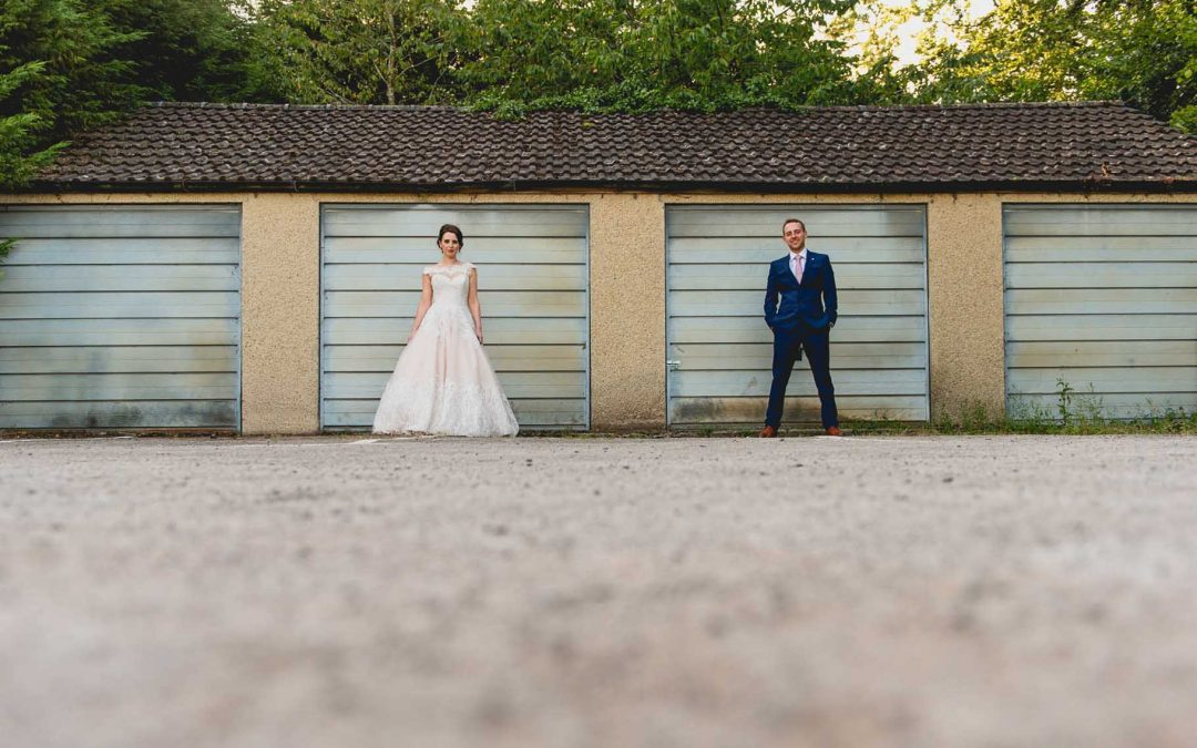Pendrell Hall Summer Wedding with Laura and Nick
