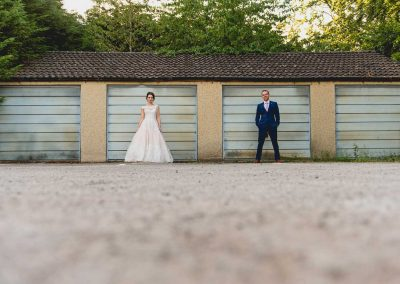Laura and Nick's Pendrell Hall Summer Wedding