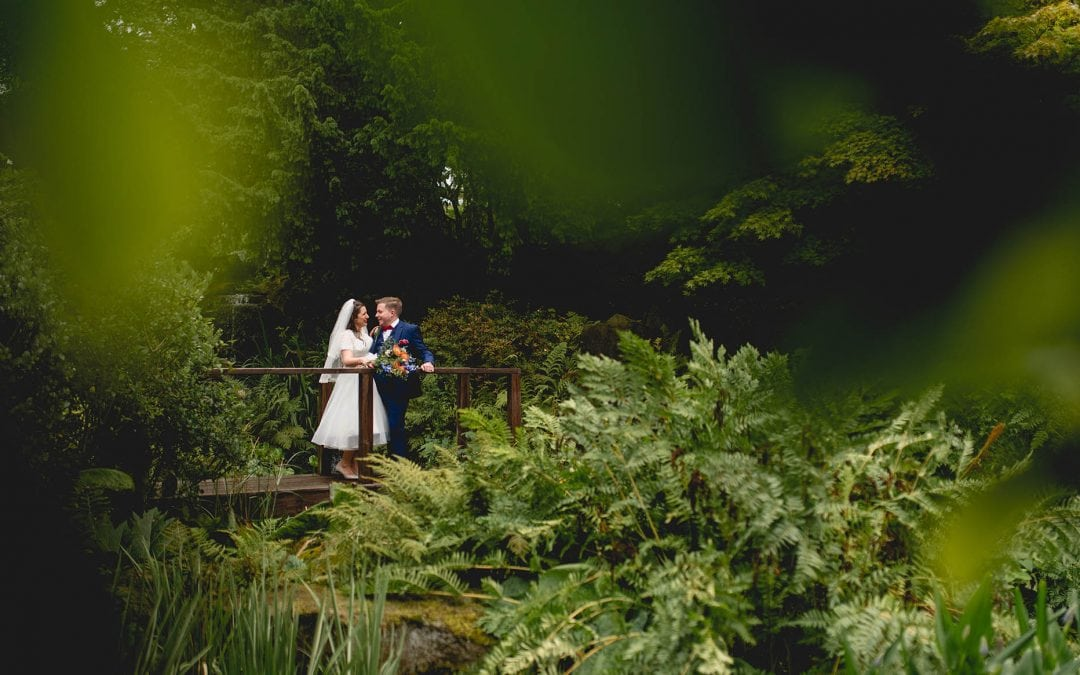 Birmingham Botanical Gardens – A Beautiful Brummy Bake Off Wedding with Jo and Rich
