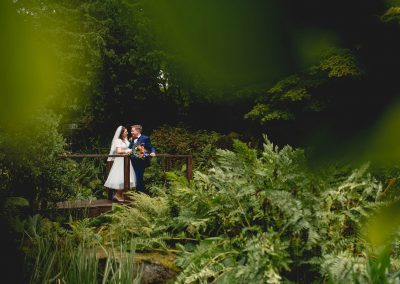 Jo and Rich – A Beautiful Brummy Bake Off Wedding at Birmingham Botanical Gardens