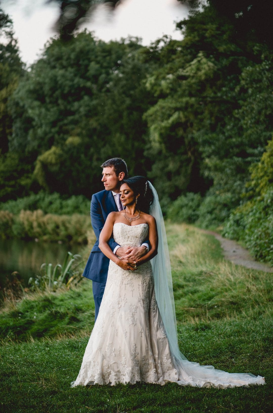 Shruti and Sam's Elegant Wedding at Eastnor Castle – Part 1