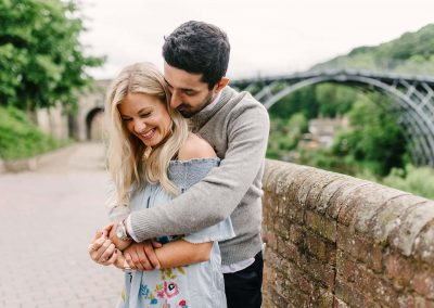 Kirsty and Yuvender – Ironbridge Gorge Pre-Wedding Engagement Session