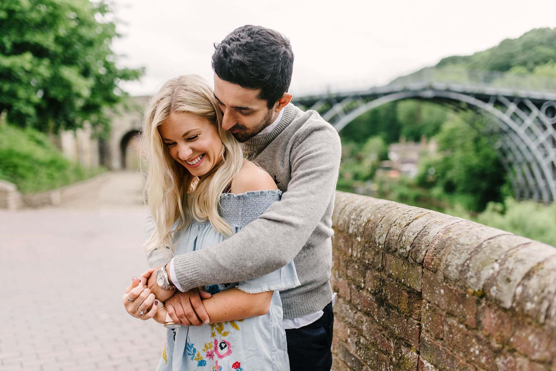Kirsty and Yuvender – Ironbridge Gorge Pre-Wedding Engagement Session