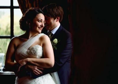 Rebecca and Andy's Swinfen Hall Wedding