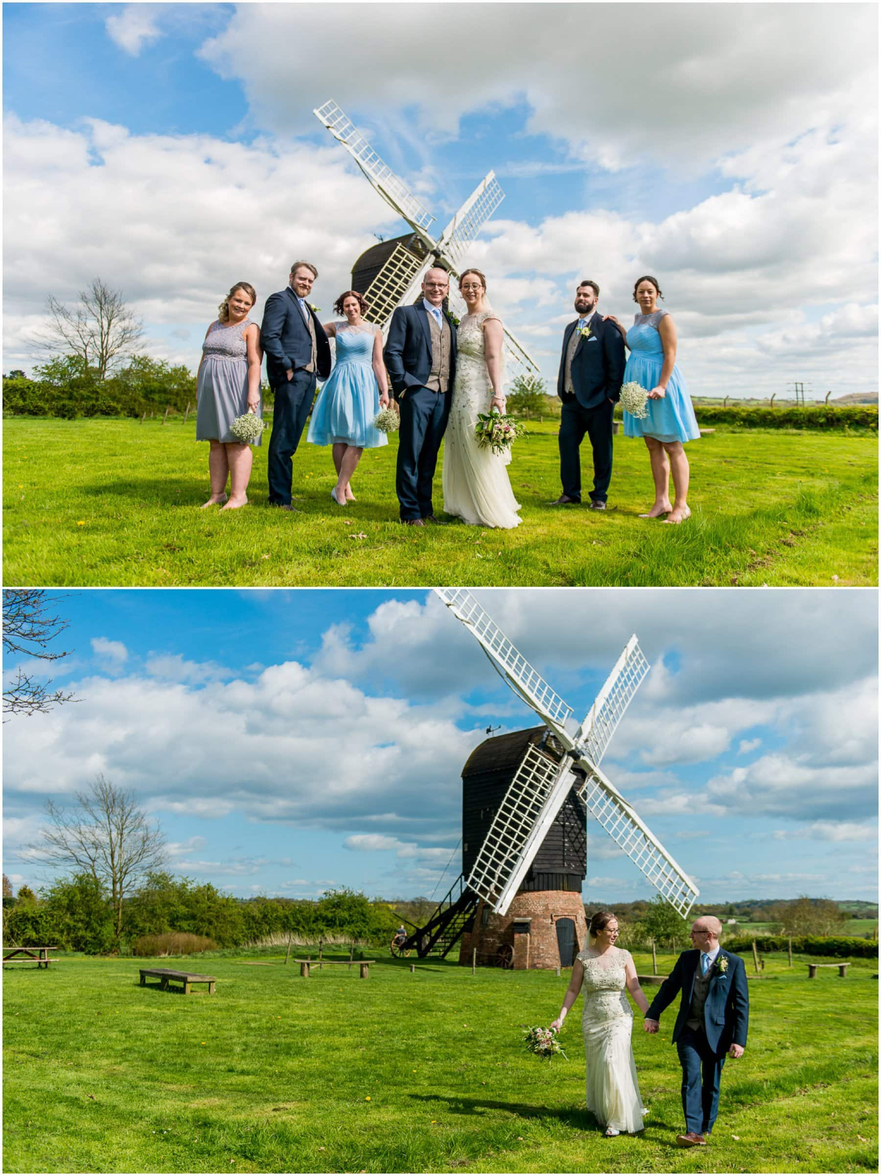 Caroline and Mark's beautiful vintage wedding at Avoncroft Museum in Bromsgrove with photographs by Lisa Carpenter Photography, West Midlands wedding photographer specialising in creative, cool, alternative and contemporary wedding photos.