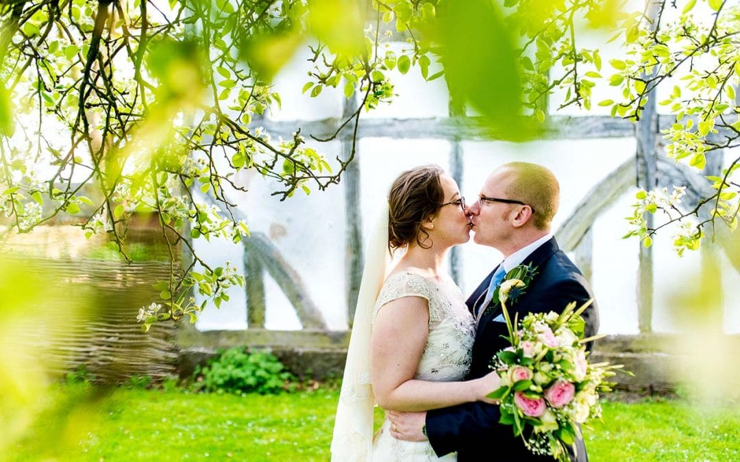 Avoncroft Museum Wedding in Bromsgrove – Caroline and Mark