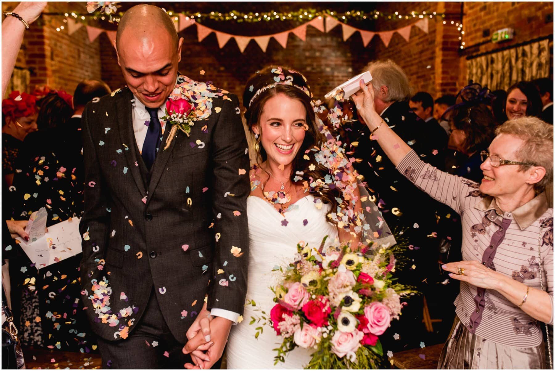 Sarah and Karls' Springtime Wedding at Curradine Barns in Worcestershire by Wedding Photographer Lisa Carpenter Photography, Sutton Coldfield, Birmingham and West Midlands Wedding Photographer shooting cool, quirky and contemporary wedding photos nationwide.