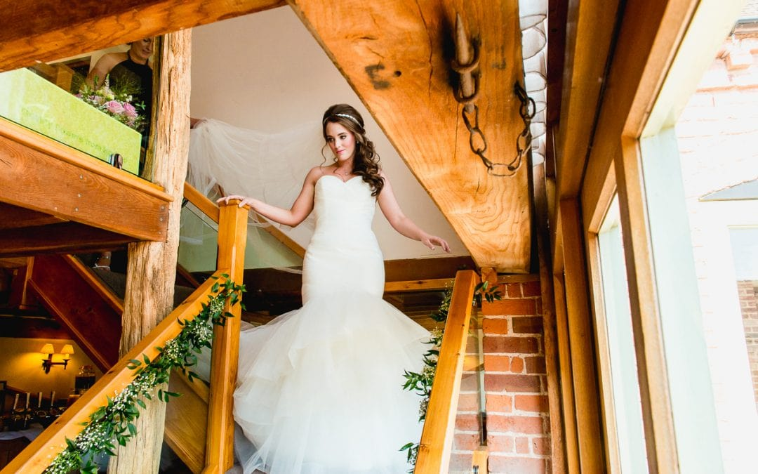 Springtime Curradine Barns Wedding with Sarah and Dark