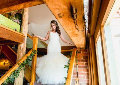 Sarah and Karl's Springtime Curradine Barns Wedding