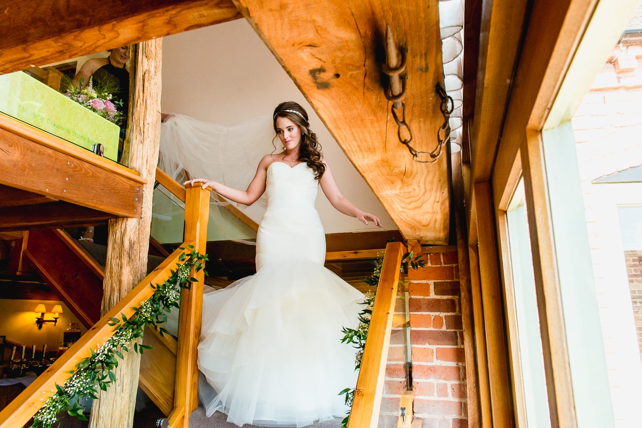 Sarah and Karl's Springtime Curradine Barns Wedding