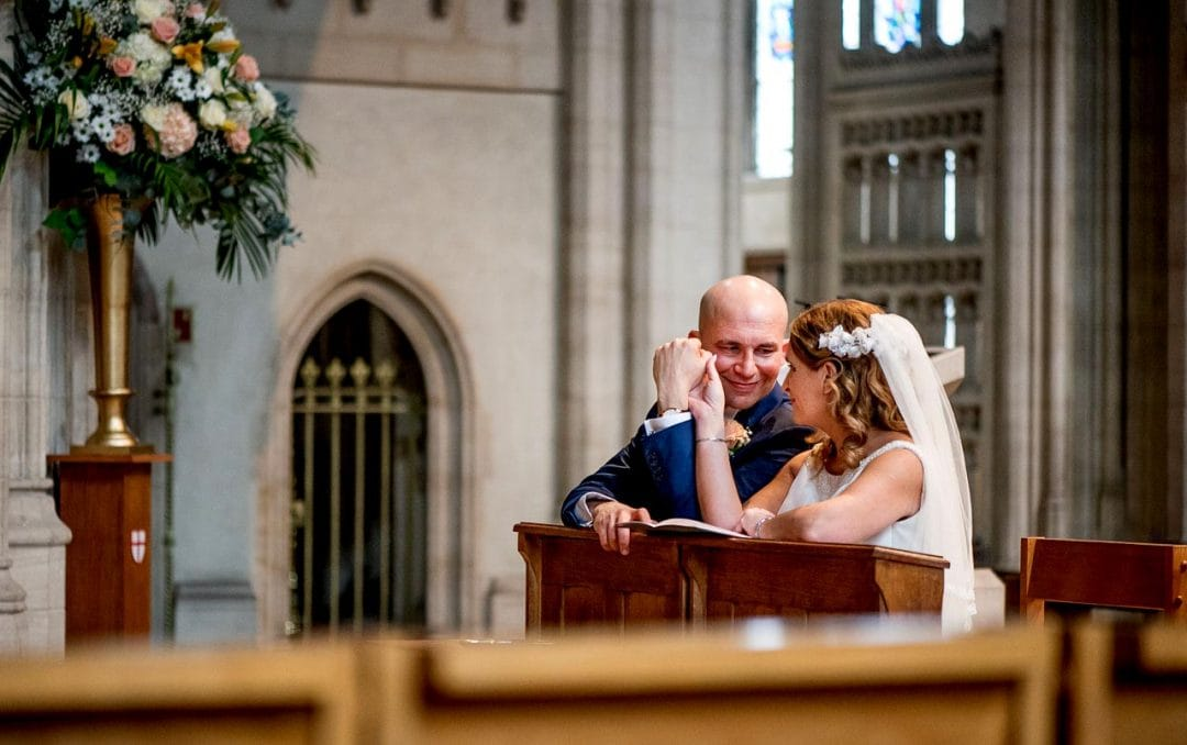 Cynthia and Jean's Westminster Wedding