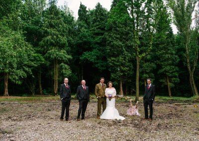 Sarah and Jason's Fun and Fabulous Summer Wedding at Nuthurst Grange