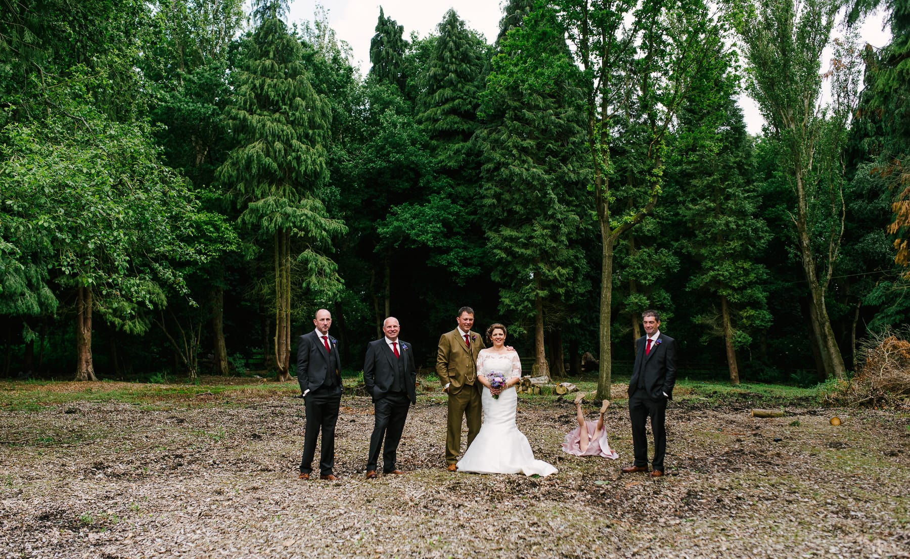 Sarah and Jason's Fun and Fabulous Summer Wedding at Nuthurst Grange