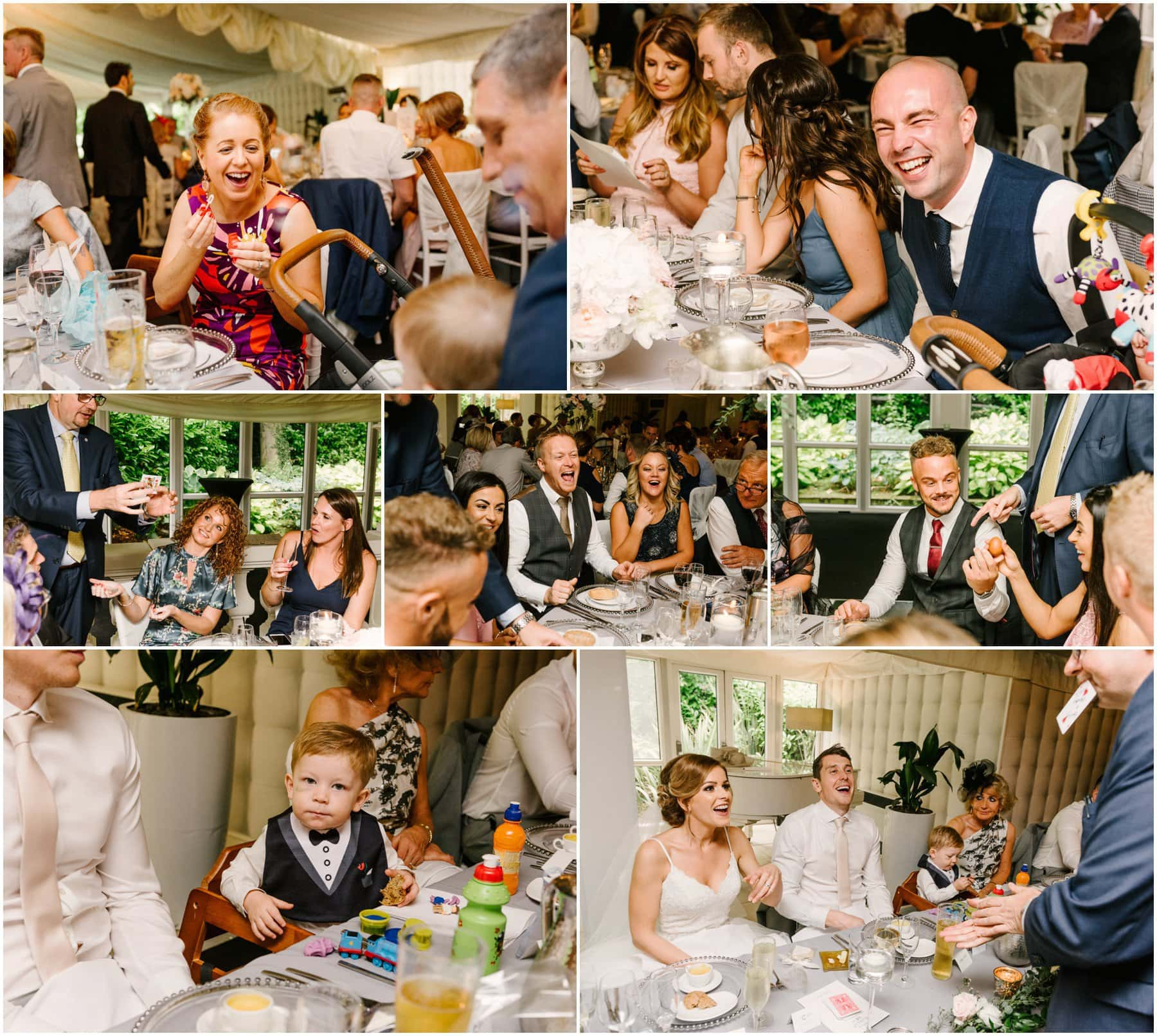 Emily and Andrew's Moxhull Hall Wedding in Sutton Coldfield