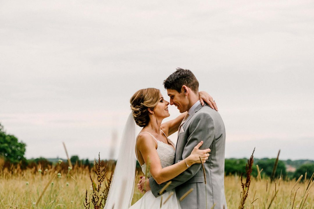 Emily and Andrew's Moxhull Hall Wedding (with an appearance from Olly Murs!)