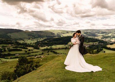 Ffion and Hefin's Wedding at Tyn Dwr Hall in Wales