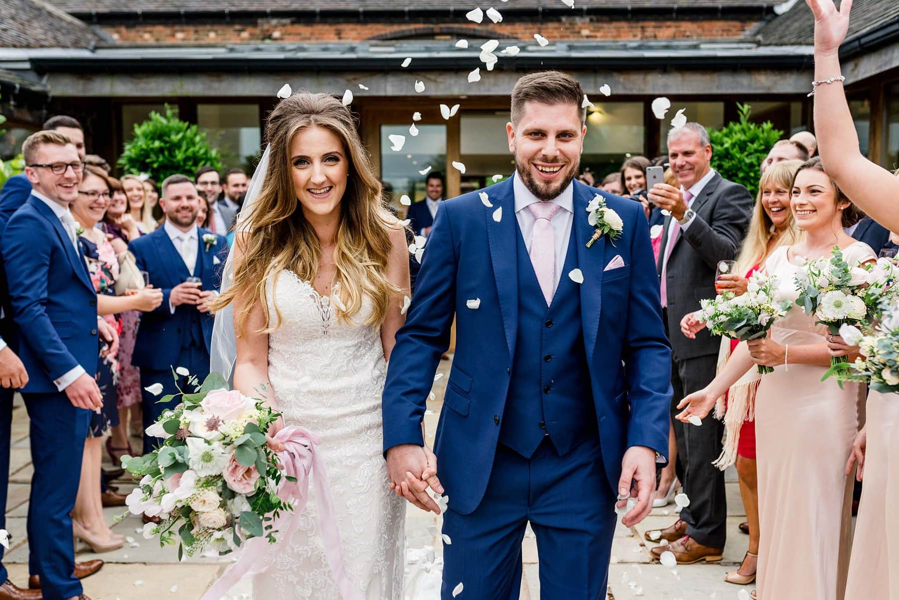 Mythe Barn Wedding in Sheepy Magna with Rachael and Ben
