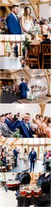 Rachael and Ben's Mythe Barn Wedding