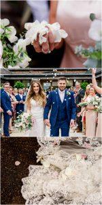 Rachael and Ben's Mythe Barn Wedding